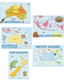 Australia and Its Neighbours Maps