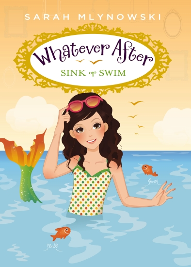 SINK OR SWIM #3 PB             - Book