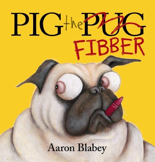 PIG THE FIBBER HB