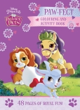 Palace Pets: Paw-fect Colouring and Activity Book