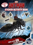 Ant-Man Sticker Activity Book