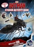 Ant-Man Sticker Activity Book