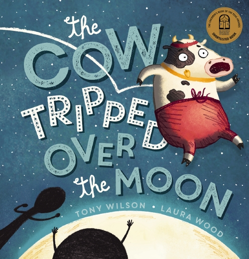 COW TRIPPED OVER THE MOON HB