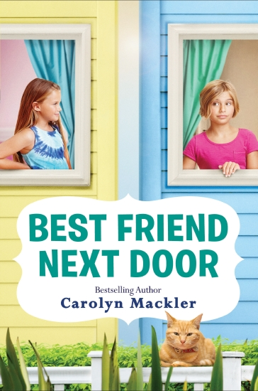 Best Friend Next Door                                                                                - Book