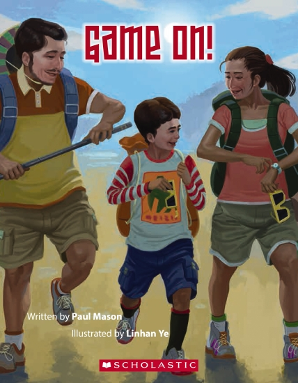 Connectors Fiction Series 2: Game On!  6 pack                                                        - Book