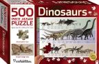 Dinosaurs 500 Piece Jigsaw