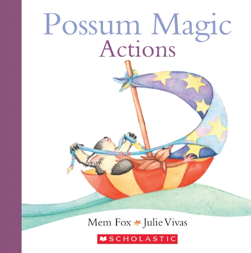 POSSUM MAGIC ACTIONS           - Book