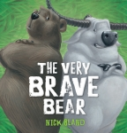 The Very Brave Bear PB