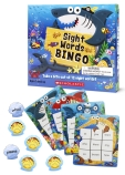 Shark Sight Words Bingo