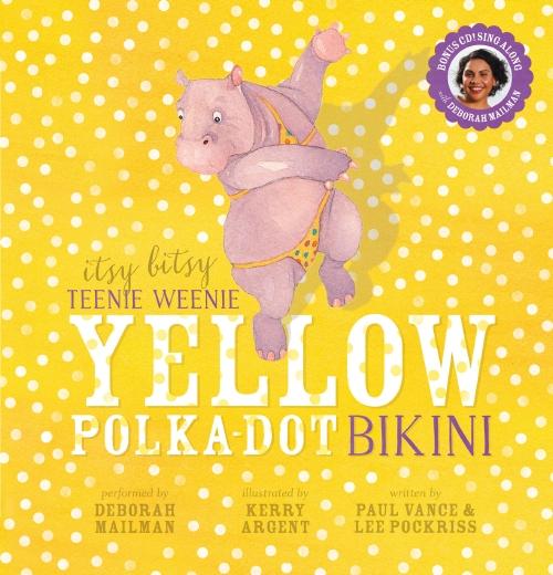 Itsy Bitsy Tiny Weenie Yellow Polka Dot Bikini
