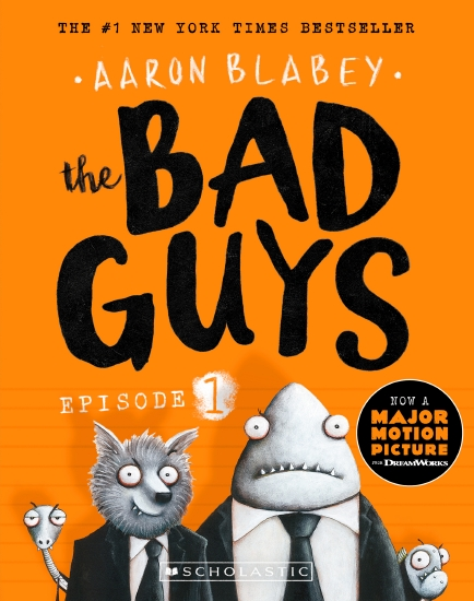 The Store - The Bad Guys: Episode 1 - Book - The Store