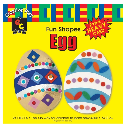 Fun Shapes: Easter                                                                                   - Arts & Crafts