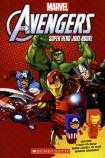 Marvel Avengers Super Hero Joke Book