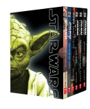 Star Wars Movie Novel Boxed Set (New Edition)