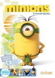 Minions Sticker Book
