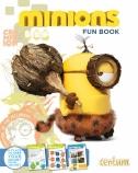 Minions Fun Book