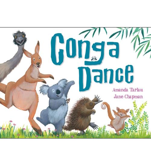 CONGA DANCE BOARD BOOK