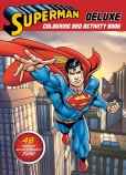 Superman Deluxe Colouring and Activity Book