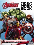 Avengers Pop-Out Mask Book
