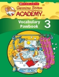 Geronimo Stilton Academy: Vocabulary Pawbook Level 3