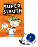 WESLEY BOOTH SUPER SLEUTH + SP
