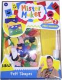 Mister Maker Felt Shapes