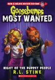 Goosebumps Most Wanted #8: Night of the Puppet People