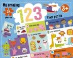 123 Floor Puzzle