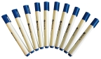 Micador Green Earth Eco Whiteboard Markers - Blue