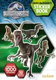 Jurassic World: Dino Ranger's Sticker Book