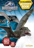 Jurassic World: The Dino Experience Activity Book