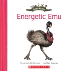 Little Mates: Energetic Emu