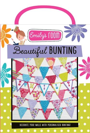 Emily's Room: Beautiful Bunting - Book