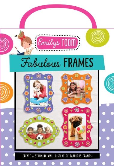 Emily's Room: Fabulous Frames - Book