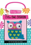 Emily's Room: Ollie Owl Cushion