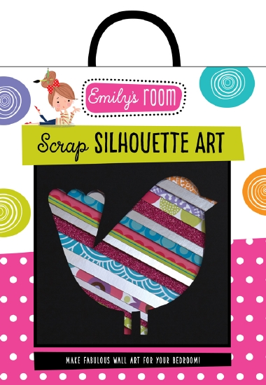 Emily's Room: Scrap Silhouette Art - Book