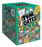 Welcome to the Brilliant World of Tom Gates Boxed Set (#1-8)