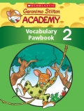 Geronimo Stilton Academy: Vocabulary Pawbook 2 5-Pack