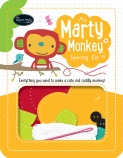 My Marty Monkey Sewing Kit