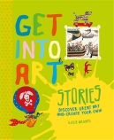 Get into Art: Stories PB