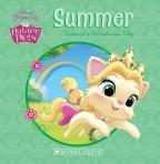 Palace Pets: Summer: Rapunzel's Adventurous Kitty