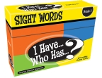I HAVE WHO HAS SIGHT WO (YR 2)