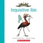 Little Mates: Inquisitive Ibis