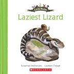Little Mates: Laziest Lizard