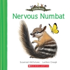 Little Mates: Nervous Numbat