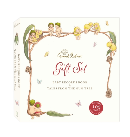 May Gibbs: Gumnut Babies Gift Set