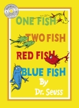 One Fish Two Fish Red Fish Blue Fish (with CD)