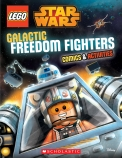 LEGO Star Wars: Galactic Freedom Fighters Activity Book