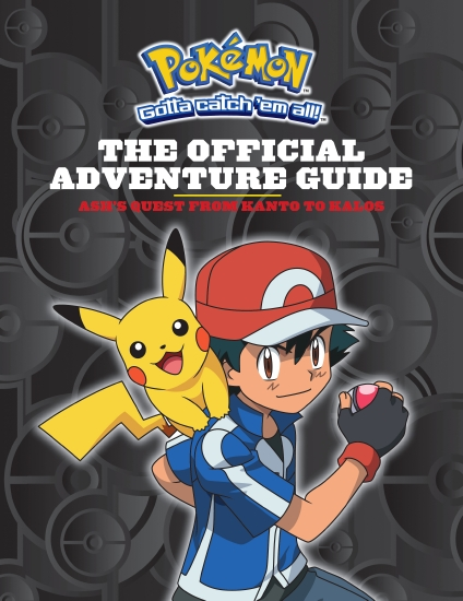 Pokemon: The Official Adventure Guide