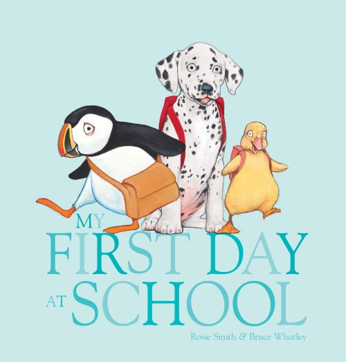 Image result for my first day at school book